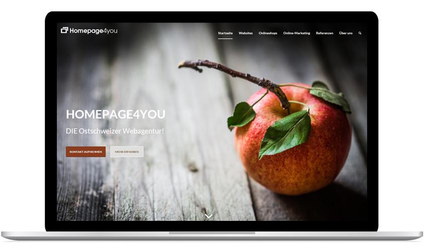 Homepage4you