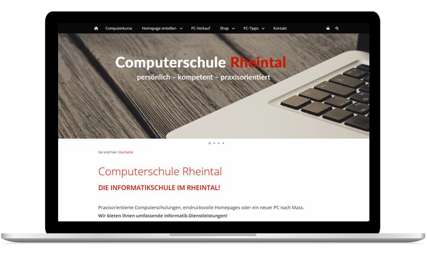 Computerschule Rheintal