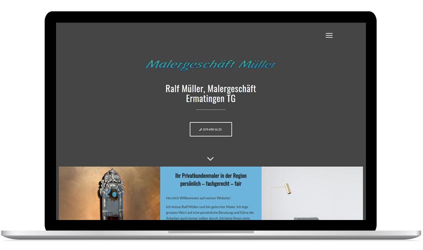 Müller Malergeschäft